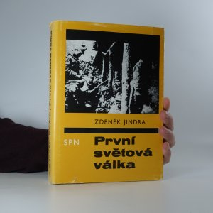 náhled knihy - První světová válka