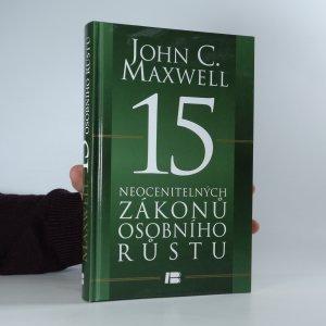 náhled knihy - 15 neocenitelných zákonů osobního růstu