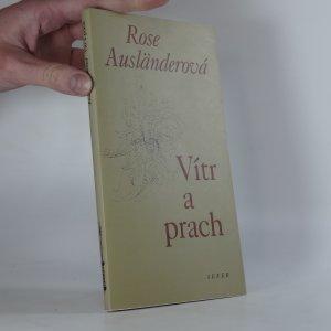 náhled knihy - Vítr a prach