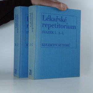 náhled knihy - Lékařské repetitorium (svazek 1. A-L., svazek 2. M-L)