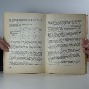 antikvární kniha Nový typ ekonomického myšlení, 1988