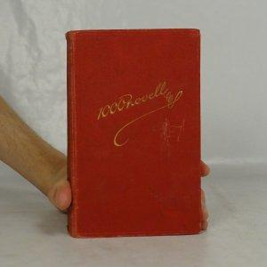 náhled knihy - 1000 nejkrásnějších novell a povídek. 1000 spisovatelů. Svazek 4–6