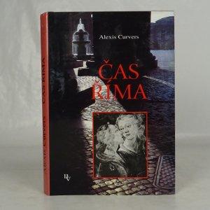 náhled knihy - Čas Říma