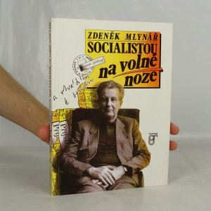 náhled knihy - Socialistou na volné noze