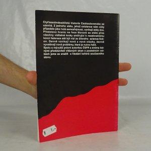 antikvární kniha Rozvod po československu : úvahy o rozpadu státu, 1992