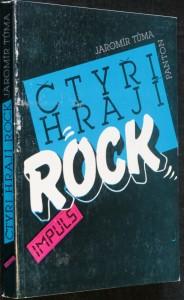 náhled knihy - Čtyři hrají rock : jasná zpráva o skupině Olympic