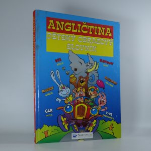 náhled knihy - Angličtina : dětský obrazový slovník