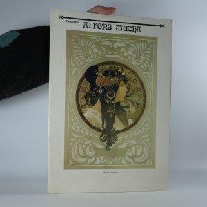 náhled knihy - Alfons Mucha (15 barevných reprodukcí)