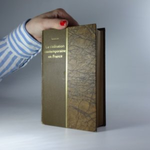 náhled knihy - La civilisation contemporaine France (Současná civilizace Francie)