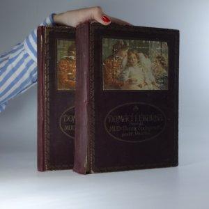 náhled knihy - Domácí lékařka (2 díly ve dvou svazcích)