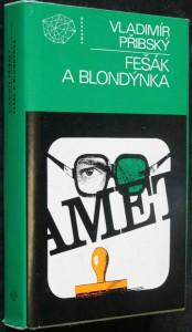 náhled knihy - Fešák a blondýnka