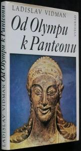 náhled knihy - Od Olympu k Panteonu : antické náboženství a morálka