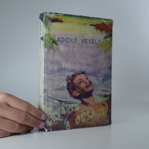 náhled knihy - Letíme s oblaky. Kniha radostného mládí.