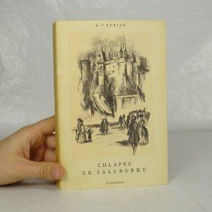 náhled knihy - Chlapec ze Salcburku