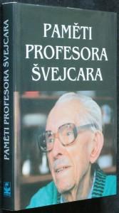 náhled knihy - Paměti profesora Švejcar