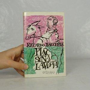 náhled knihy - Pláč syna Lavišova
