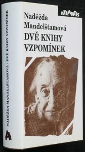 náhled knihy - Dvě knihy vzpomínek