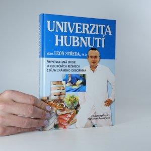 náhled knihy - Univerzita hubnutí