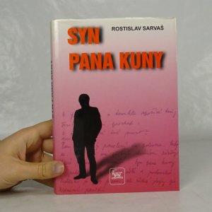 náhled knihy - Syn pana Kuny