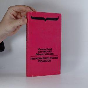 náhled knihy - Rekonštrukcia divadla