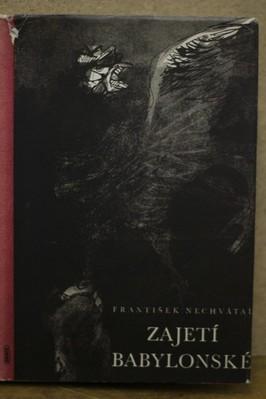 náhled knihy - Zajetí babylonské : Básně