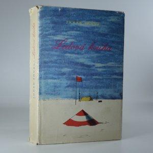 náhled knihy - Ledová kniha. Antarktický cestovní deník.