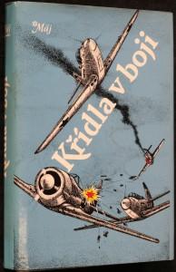 náhled knihy - Křídla v boji