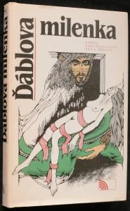 náhled knihy - Ďáblova milenka