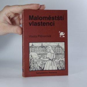 náhled knihy - Maloměstští vlastenci