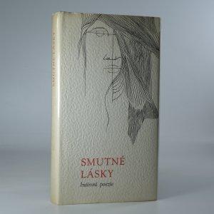 náhled knihy - Smutné lásky