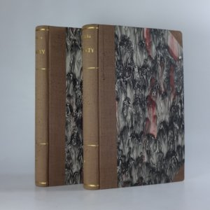 náhled knihy - Granáty (2 díly ve 2 svazcích)
