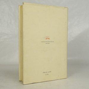 antikvární kniha Dunivý rok, 1951