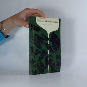 náhled knihy - Děvče se zelenýma očima