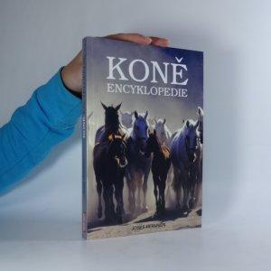 náhled knihy - Koně. encyklopedie