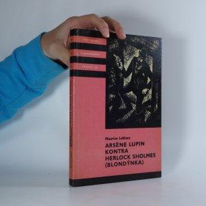náhled knihy - Arséne Lupin kontra Herlock Sholmes (blondýnka)