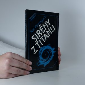 náhled knihy - Sirény z Titanu