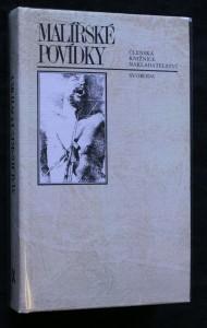 náhled knihy - Malířské povídky