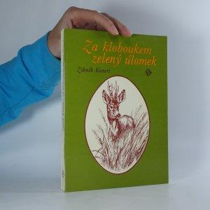 náhled knihy - Za kloboukem zelený úlomek