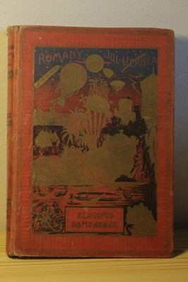 náhled knihy - Klaudius Bombarnak, zpravodaj listu