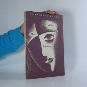 náhled knihy - Hledám Marii Romanovou