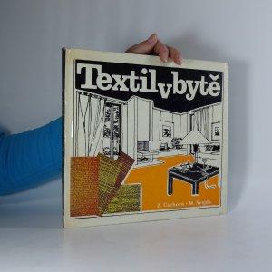 náhled knihy - Textil v bytě i ve veřejném interiéru