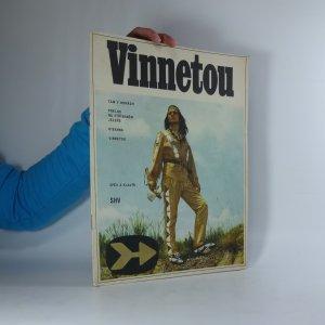 náhled knihy - Vinnetou. melodie z filmů Poklad na Stříbrném jezeře a Vinnetou