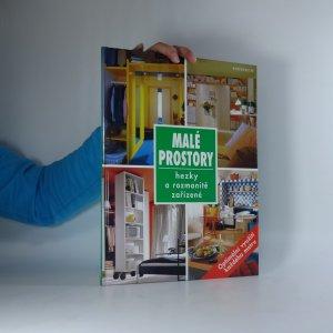 náhled knihy - Malé prostory. hezky a rozmanitě zařízené