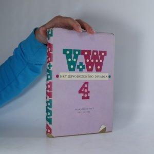 náhled knihy - Hry Osvobozeného divadla. IV. V+W