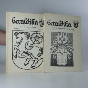 náhled knihy - 2x Heraldika (ročník VII, číslo 1/2 - 3/4)