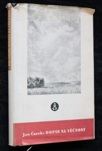 náhled knihy - Dopis na věčnost