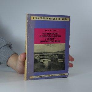 náhled knihy - Telemechanizace elektrizační soustavy a pomůcky dispečerského řízení