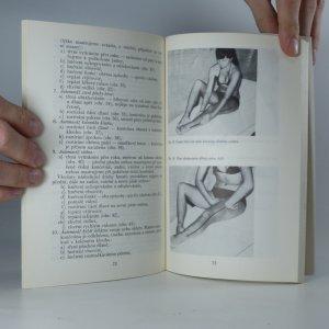 antikvární kniha Sportovní masáž pro každého, 1985