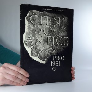 náhled knihy - Čtení o antice 1980/1981