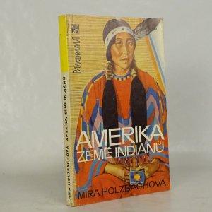 náhled knihy - Amerika země Indiánů